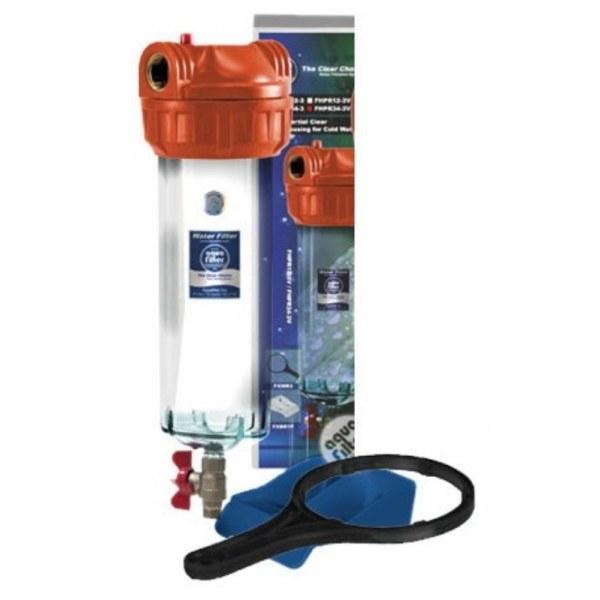 "Колба для горячей воды Aquafilter F10NN2PC-V_R серия H101 3/4"""