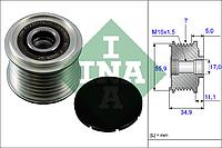 Шкив генератора VAG 021 903 119 L 3.2 - 3.6 FSI 02- (производитель Ina) 535 0083 10