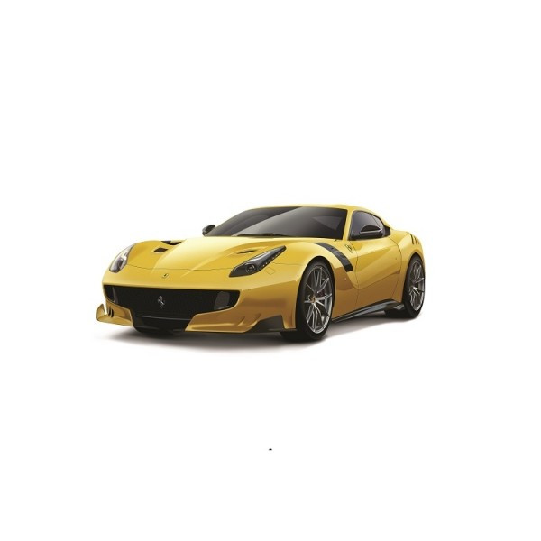 Автомодель FERRARI F12TDF ассорти желтый, красный, (1:24)