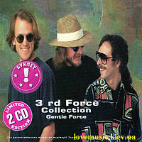 Музичний сд диск 3rd FORCE Gentle force Collection (2003) (audio cd)