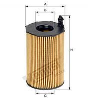 Фильтр масляный (производитель Hengst) E816HD236
