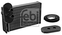 Радиатор отопителя VW GOLF II/III/4 /PASSATIII/AUDI AIII/LUPO/POLO III (Производство FEBI) 11089