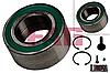 Подшипник ступицы AUDI V8 (44_, 4C_) передний (производитель FAG) 713 6100 90