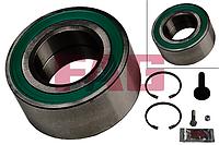 Подшипник ступицы AUDI V8 (44_, 4C_) передний (производитель FAG) 713 6100 90, фото 1