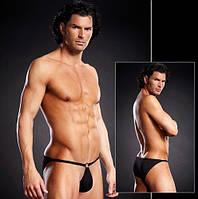 Мужские бикини Трусы Microfiber Pouch Bikini Black S/M