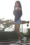 Кеды женские Converse All Star - Белые (Реплика ААА+), фото 4