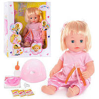 Кукла ВАЛЮША T0912 R/830568-3 горшок
