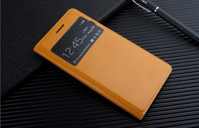 Оригинальный чехол книжка ORIGINAL SMART S VIEW для телефона SAMSUNG GALAXY GRAND 2 G7102