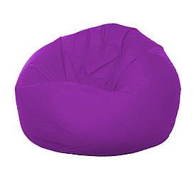 Бескаркасное кресло XL фиолет
