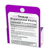 Биотин, Twinlab, 3000 мкг, 60 таблеток