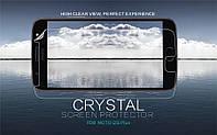 Защитная пленка Nillkin Crystal для Motorola Moto G5S Plus (XT1803)