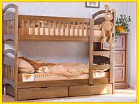 Преимущества двухъярусных кроватей как мебели для детской комнаты