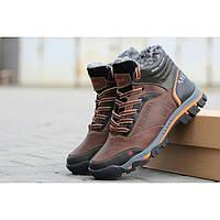 Качественные Мужские Ботинки Merrell коричневые