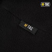 Шапка Watch Cap флис (330 гр/м2) чёрная, фото 2