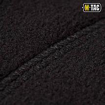 Шапка Watch Cap флис (330 гр/м2) чёрная, фото 3