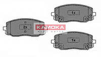 Колодки тормозные перед. Hyundai I10 08\'->;Kia Picanto 04\'-> KAMOKA JQ1013566