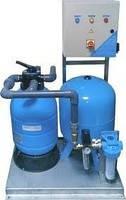 Система очистки и рециркуляции воды Кристалл 10000