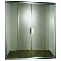 Душевые двери Ravak Blix BLDP4-150 (раздвижные, белый+transparent)