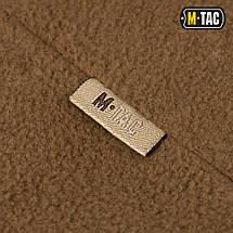 Шапка Watch Cap флис (260 гр/м2) койот, фото 3