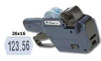 Этикет пистолет Италия Blitz M6