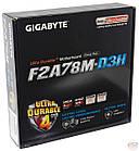 Материнская плата Gigabyte GA-F2A78M-D3H