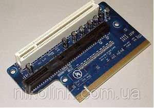 Разъемная карта Lenovo/IBM PCI-Express Trinidad Riser Card PCIe 1 x ADD2 R Slot + 1 x PCI, комиссионный товар