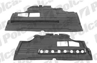 Захист картера двигуна на Renault Trafic 2001-> 1.9 dCi — Polcar (Польща) - 602634-5