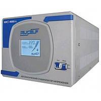 Стабилизатор напряжения Rucelf SDFII-4000-L