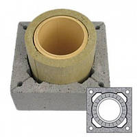 Одноходовой керамический дымоход Schiedel UNI D180 L4