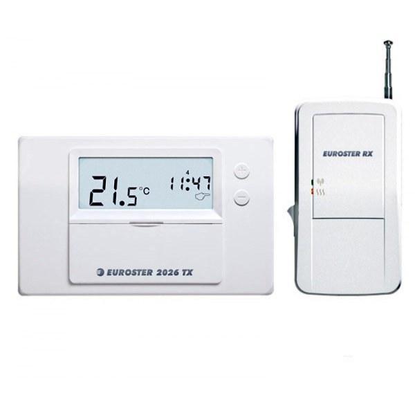 Термостат кімнатний Euroster 2026TXRX