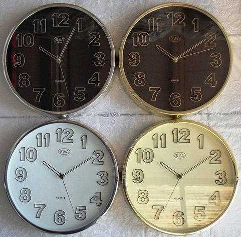 Часы настенные для дома и офиса RL-S3052, фото 2