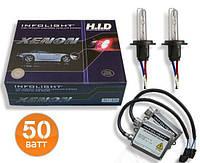 Комплект ксенонового света Infolight H27 6000K 50W