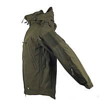 Куртка Soft Shell (M-Tac) оливковая, фото 2