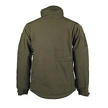 Куртка Soft Shell (M-Tac) оливковая, фото 3