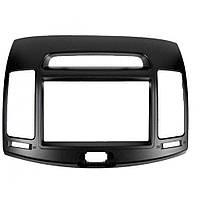 Рамка Carav 11-680 2-DIN Hyndai Elantra 2006 full (black)