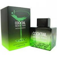Antonio Banderas Cocktail Seduction In Black 100мл,для мужчин