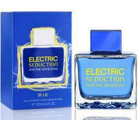 Antonio Banderas Electric Blue Seduction For Men 100мл,для мужчин