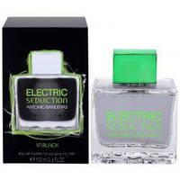 Antonio Banderas Electric Seduction In Black 100мл,для мужчин