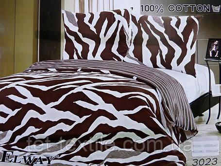 """Комплект постельного белья Elway """"Семейное"""" 3023, фото 2"""