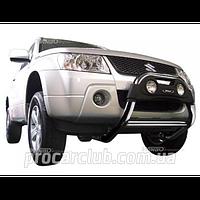 Grand Vitara 2005-ON защита пер.бампера метал. A 182280/W