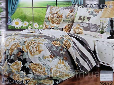 """Комплект постельного белья Elway """"Семейное"""" 3832, фото 2"""