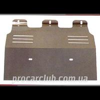 H2 2003-2005 защита картера двигателя метал. DGL 13 (E 020008)/W