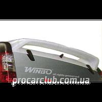 CRV 2002-2006 спойлер на крышу cерый DJ06060101/W