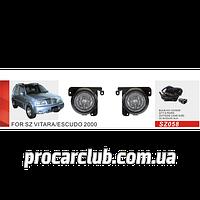 Фары доп.модель Suzuki  Vitara/Escudo 2000/SZ-058/эл.проводка SZ-058 (6)