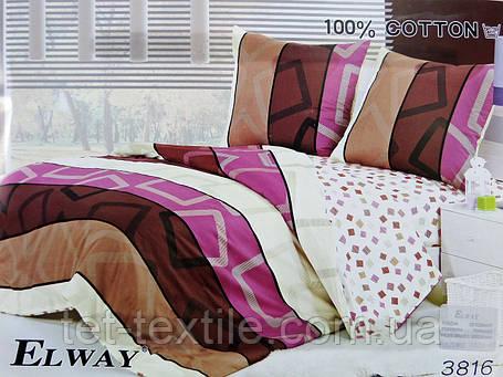 """Комплект постельного белья Elway """"Семейное"""" 3816, фото 2"""