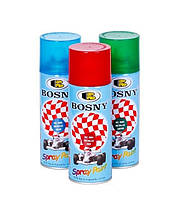 Краска Bosny металлик №2601 красная 0,4