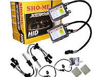 Комплект ксенонового света Sho-Me Slim H8-11 4300K 35W