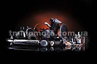 Мотор на велосипед 80 куб  полный комплект