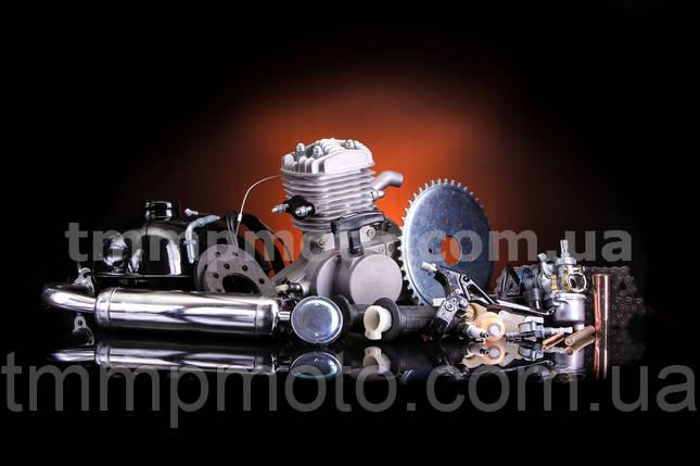 Мотор на велосипед 80 куб  полный комплект, фото 2