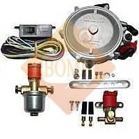 Миникит Atiker электронный. электроклапан газа, электроклапан бензина, переключатель вида топлива.